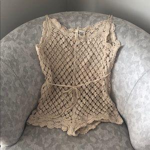 Billabong nude swimsuit or festival romper